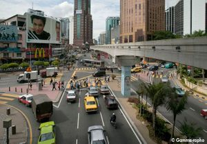 Malaisie : des taxis réservés aux femmes