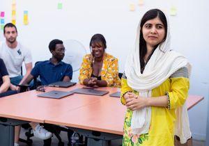 Malala : « Il faudrait que toutes les filles réalisent qu'elles peuvent coder »
