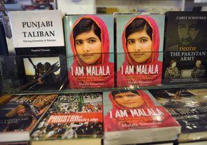 Malala: son autobiographie bannie des écoles pakistanaises
