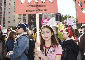 Malia Obama, Bella et Gigi Hadid : les pop militantes, toutes contre Trump !