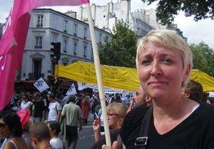 Manifestation pour les retraites à Paris : les femmes étaient nombreuses
