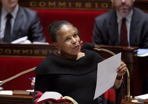 Mariage gay : Christiane Taubira tacle David Douillet