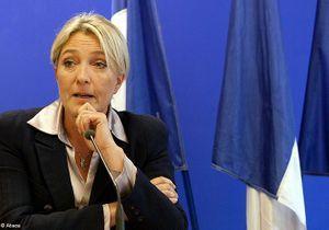Marine Le Pen favorable au Pacs mais contre le mariage gay