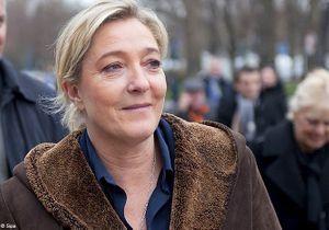 Marine Le Pen multiplie les attaques contre Eva Joly