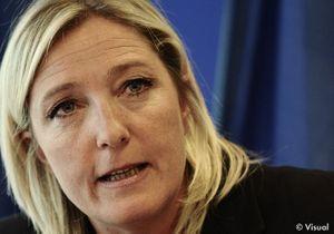 Marine Le Pen s'emporte contre les « milices de gauche »