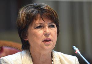 Martine Aubry n'apprécie pas la méthode Hollande
