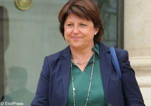 Martine Aubry n'exclut pas d'être Premier ministre un jour
