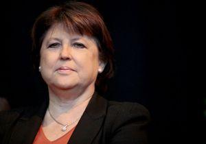Martine Aubry ne veut pas d'une place au gouvernement