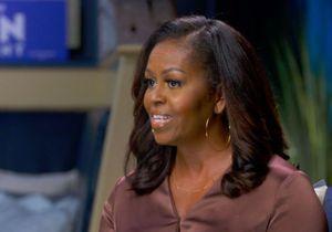 « Mettre fin au chaos » : Michelle Obama étrille Donald Trump lors de la convention démocrate