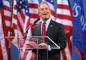 Michael Bloomberg candidat à la présidentielle américaine : une cible au sein de son propre camp