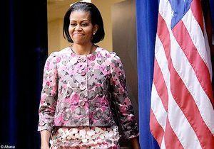 Michelle Obama: 1ère victoire dans sa lutte contre l'obésité
