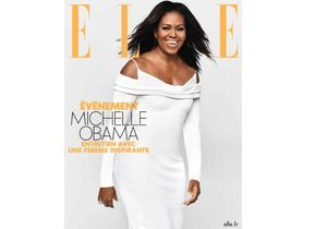 Michelle Obama en couverture de ELLE : son interview vérité