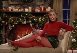 Miley Cyrus adapte la chanson mythique « Santa Baby » avec des paroles féministes et c'est génial