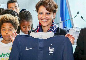 Najat Vallaud-Belkacem ira au Brésil voir le match sans François Hollande