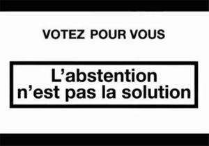« Ne votez pas pour moi ! » : la vidéo qui fait le buzz