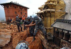 Népal: les espoirs de retrouver des survivants s'amenuisent