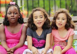 New York : une campagne pour aider les fillettes à s'accepter