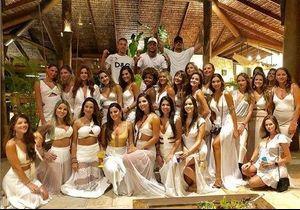 Neymar et « ses » 26 femmes : la photo polémique