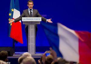 Nicolas Sarkozy défend son bilan sur l'égalité femmes-hommes