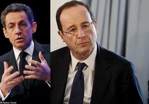 Nicolas Sarkozy lance des piques à François Hollande
