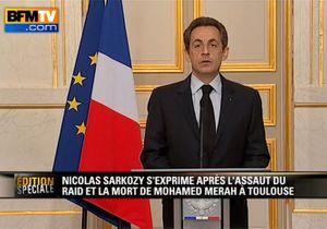 Nicolas Sarkozy veut punir la consultation de sites extrémistes
