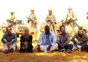 Niger : Aqmi diffuse une vidéo des quatre otages français