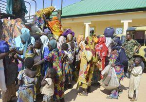 Nigeria : 241 femmes et enfants libérés de Boko Haram