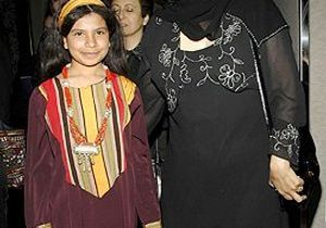 """Nujood Ali, 10 ans, élue """"femme de l'année"""""""