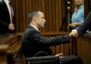 Oscar Pistorius, « Je voulais juste protéger Reeva »
