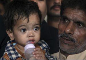 Pakistan: le bébé de 9 mois ne sera pas poursuivi