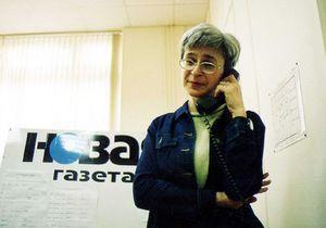 Perpétuité pour l'assassin de la journaliste Anna Politkovskaïa