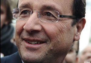 Pour François Hollande, « le changement c'est maintenant »