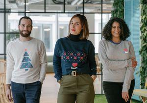 Pour Noël, Facebook lance les sweats solidaires