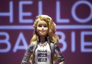 Pourquoi la Barbie qui parle agace déjà le Web