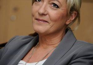 Présidentielles : Marine Le Pen en tête au 1e tour ?