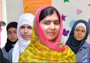 #PrêtàLiker : découvrez (l'excellent) bulletin de notes de Malala