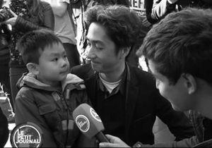 #PrêtàLiker : la déclaration d'un enfant sur « les méchants »