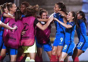 #PrêtàLiker : les Bleuettes championnes d'Europe