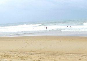 Pyrénées-Atlantiques : un nageur de 20 ans porté disparu