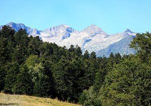 Pyrénées : trois randonneuses retrouvées saines et sauves