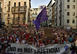 Quand la mobilisation paye : 5 hommes condamnés à 15 ans de prison pour le viol collectif d'une jeune Espagnole