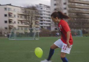 Quand les footballeuses norvégiennes dénoncent les clichés avec humour