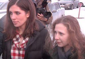 Quand une journaliste parle beauté avec les Pussy Riot