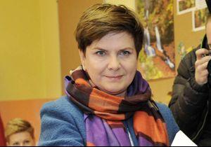 Qui est Beata Szydlo, future Premier ministre polonaise ?