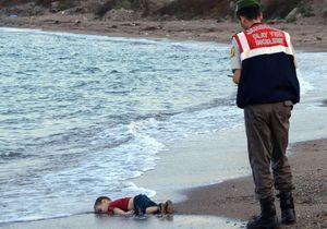 Qui est l'auteure de la photo qui émeut l'Europe ?
