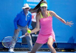 Qui est Océane Dodin, la nouvelle sensation du tennis français ?