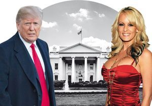 Qui est Stormy Daniels, l'actrice porno qui fait trembler Trump?