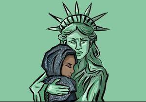 #RefugeeBan : la réponse des dessinateurs au décret anti-immigration de Donald Trump