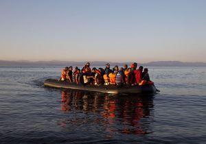 Réfugiés : une fillette retrouvée noyée au large de la Grèce