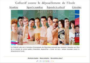 Révoltés, des profs posent nus dans un calendrier